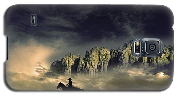 Galaxy S5 Case featuring the photograph 4403 by Peter Holme III