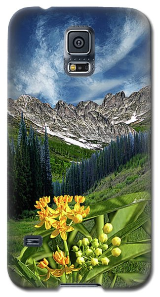 Galaxy S5 Case featuring the photograph 4415 by Peter Holme III