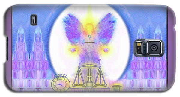 444 Justice #197 Galaxy S5 Case