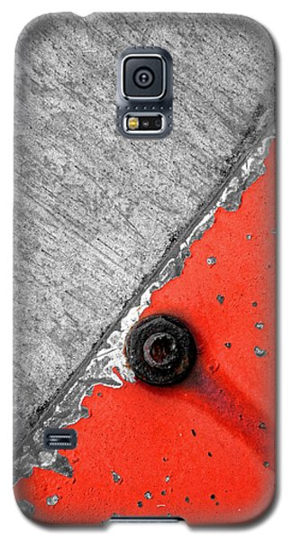 Galaxy S5 Case featuring the photograph 45 Degree Angle by Tom Druin