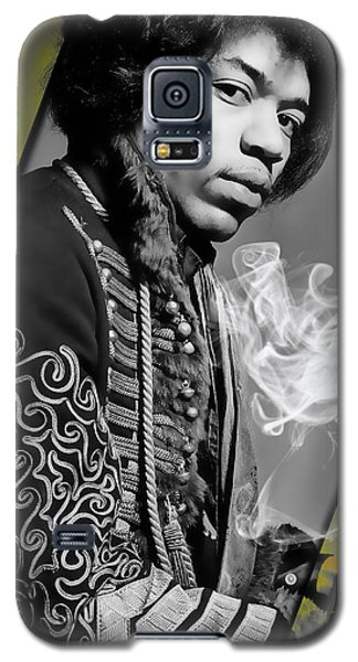 Jimi Hendrix Collection Galaxy S5 Case by Marvin Blaine