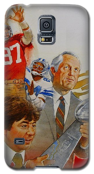 49rs Media Guide Cover 1982 Galaxy S5 Case