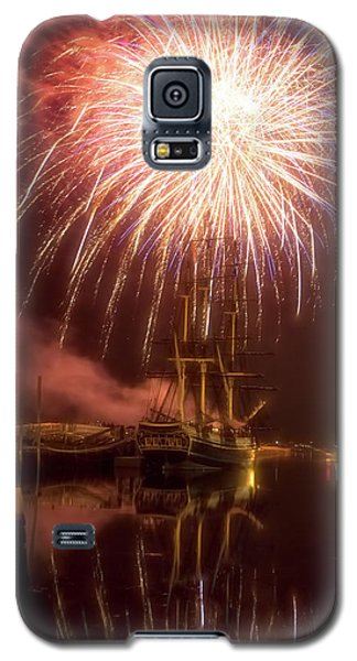 4th Of July Salem Mass Galaxy S5 Case