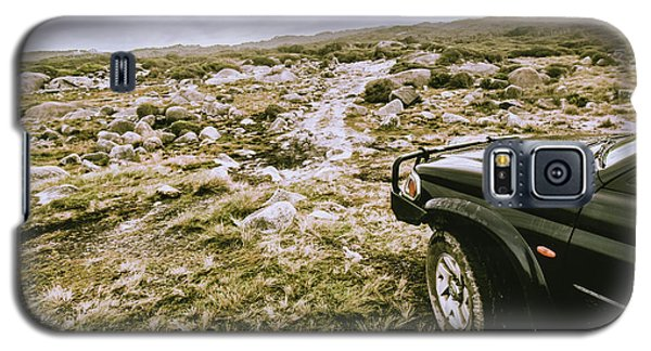 Truck Galaxy S5 Case - 4wd On Offroad Track by Jorgo Photography - Wall Art Gallery