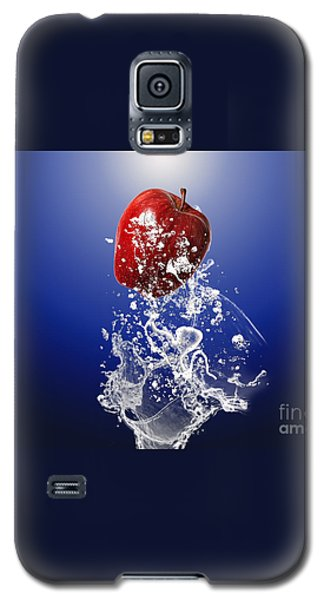 Apple Splash Galaxy S5 Case by Marvin Blaine