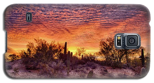 Arizona Sunrise Galaxy S5 Case