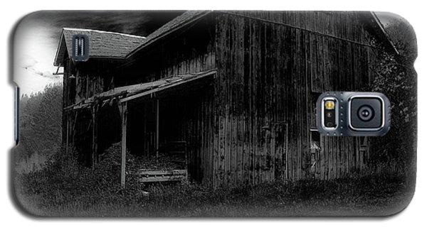 Barns In Pacific Northwest Galaxy S5 Case