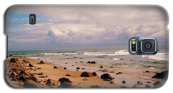 Block Island Galaxy S5 Case by John Scates