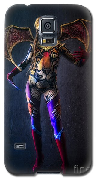 Bodypainting Galaxy S5 Case