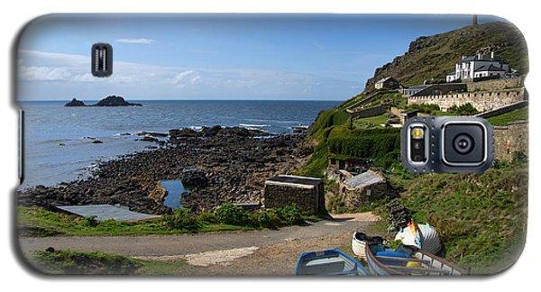 Cape Cornwall Galaxy S5 Case