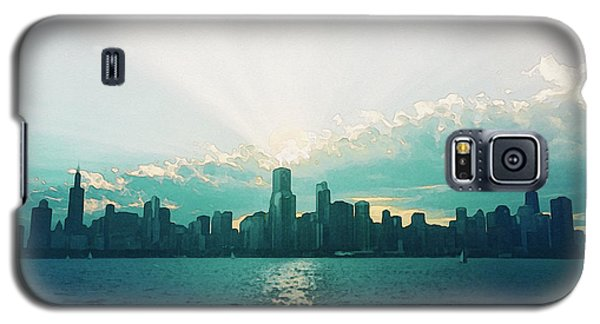 Chicago Galaxy S5 Case
