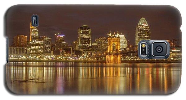 Cincinnati, Ohio Galaxy S5 Case by Scott Meyer