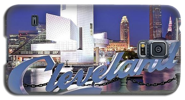 Cleveland Ohio Galaxy S5 Case