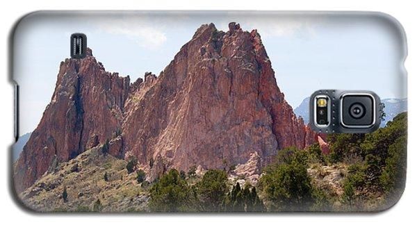 Dakota Trail At Garden Of The Gods Galaxy S5 Case