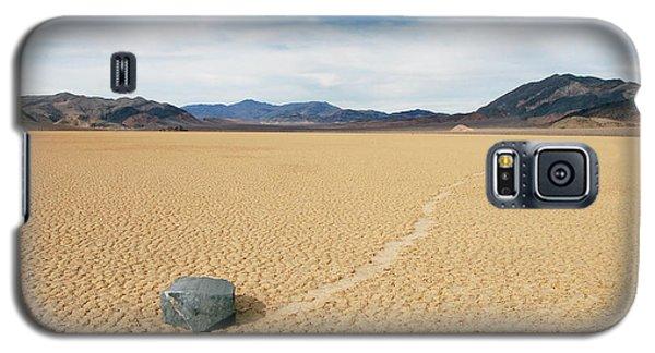 Death Valley Racetrack Galaxy S5 Case