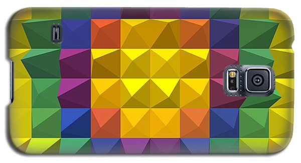 Digital Art Galaxy S5 Case