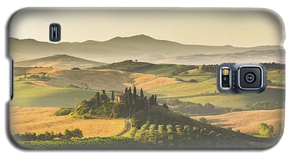 Golden Tuscany Galaxy S5 Case by JR Photography