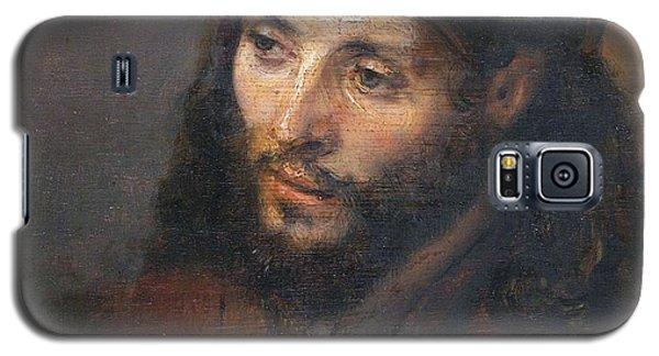 Head Of Christ Galaxy S5 Case