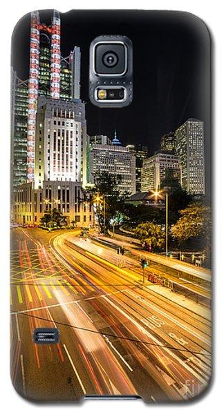 Hong Kong Night Rush Galaxy S5 Case