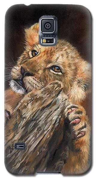 Lion Cub Galaxy S5 Case