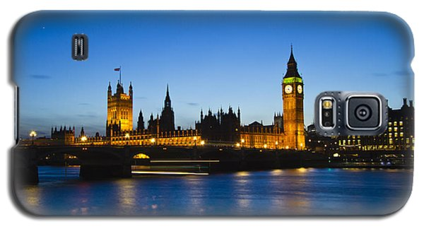 London  Skyline Big Ben Galaxy S5 Case