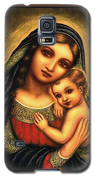 Oval Madonna Galaxy S5 Case