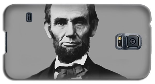 President Lincoln Galaxy S5 Case