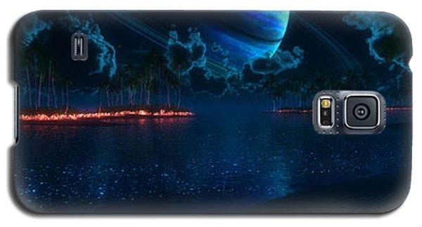 Sci Fi Galaxy S5 Case