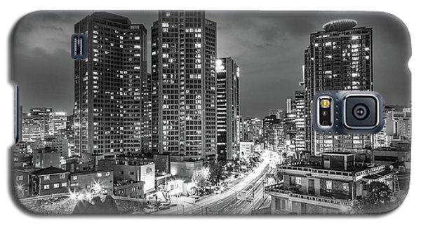 Seoul Night Rush Galaxy S5 Case