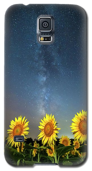 Sunflower Galaxy IIi Galaxy S5 Case