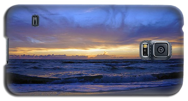 Sunset At Delnor Wiggins Pass State Park Galaxy S5 Case