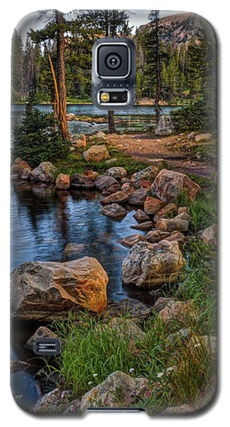 Uinta Mountains, Utah Galaxy S5 Case