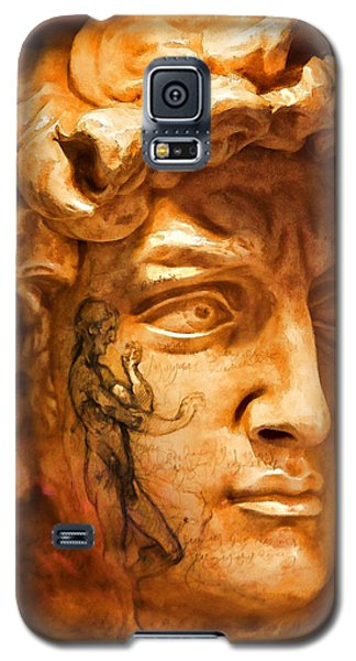 Galaxy S5 Case featuring the photograph Venice Untitled by Brian Davis