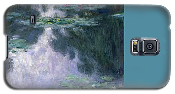 Lily Galaxy S5 Case - Waterlilies by Claude Monet