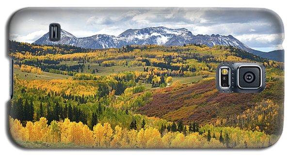 Wilson Mesa Ranch Loop Road Galaxy S5 Case