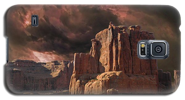 4150 Galaxy S5 Case by Peter Holme III