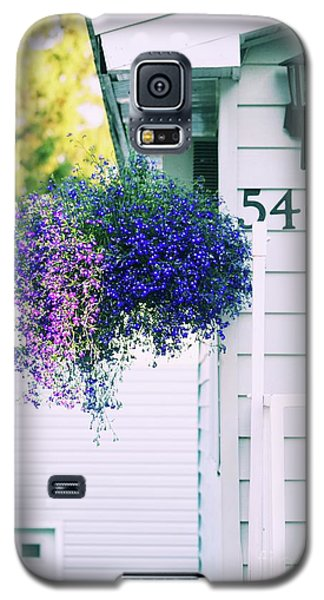 Galaxy S5 Case featuring the photograph 5465 -v by Aimelle
