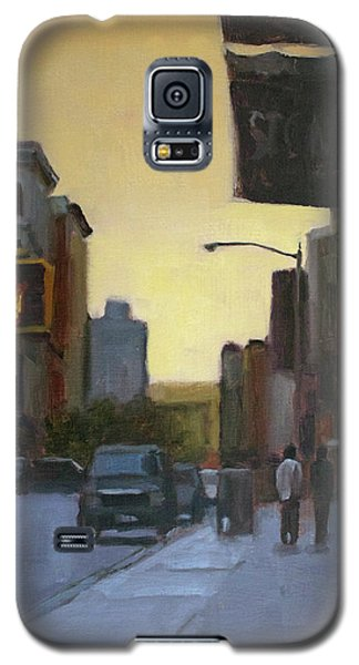 55th And 5th Galaxy S5 Case