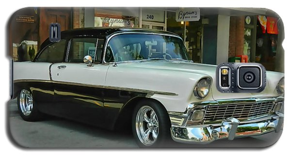 '56 Chevy Hot Rod Galaxy S5 Case by Victor Montgomery