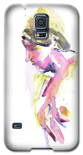 Galaxy S5 Case featuring the mixed media Rcnpaintings.com by Chris N Rohrbach