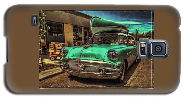 57 Buick - Just Coolin' It Galaxy S5 Case