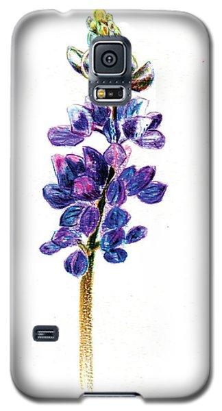 5x7auto Lupine Galaxy S5 Case