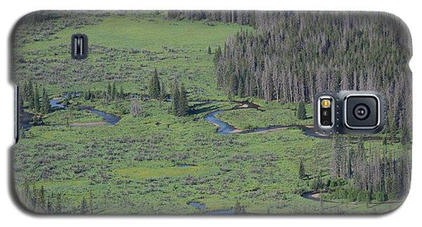Scenery Rocky Mountain Np Co Galaxy S5 Case