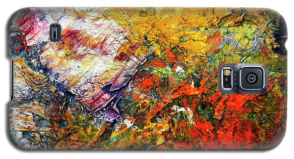 Abstract Galaxy S5 Case by Michal Boubin