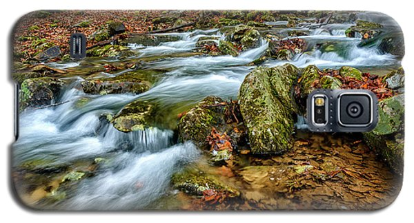 Galaxy S5 Case featuring the photograph Aldrich Branch Monongahela National Forest by Thomas R Fletcher