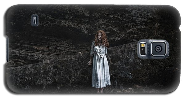 Galaxy S5 Case featuring the photograph Aretusa by Traven Milovich