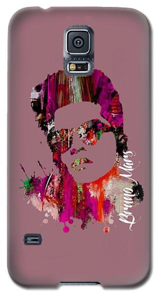 Bruno Mars Collection Galaxy S5 Case