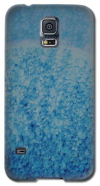 Galaxy S5 Case featuring the painting Calm Mind by Kyung Hee Hogg