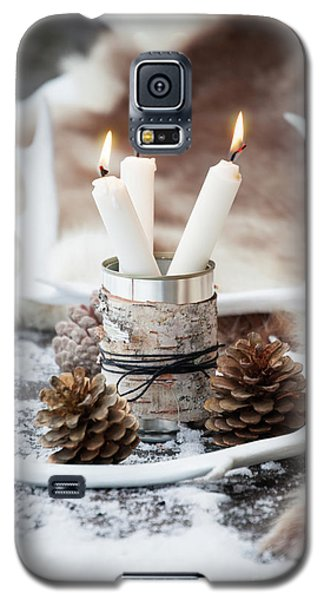Candles Galaxy S5 Case