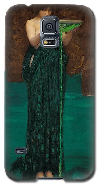 Circe Invidiosa Galaxy S5 Case